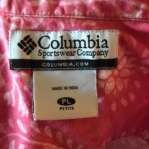 columbia Sportswear Tops - 💋4for💲15‼️Columbia Buttonfront Shirt